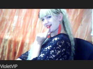 LIVE SEXCAM VIDEO CHAT mit VioletVIP