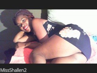 LIVE SEXCAM VIDEO CHAT mit MissShallen2
