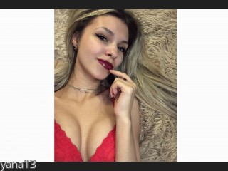 LIVE SEXCAM VIDEO CHAT mit yana13