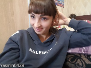 LIVE SEXCAM VIDEO CHAT mit Yasmin0429