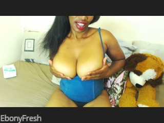 LIVE SEXCAM VIDEO CHAT mit EbonyFresh