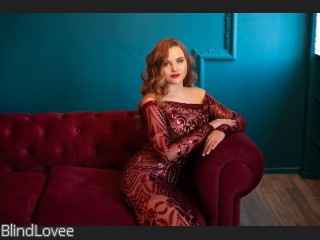 LIVE SEXCAM VIDEO CHAT mit BlindLovee