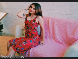 LIVE SEXCAM VIDEO CHAT mit SweetQcheeks