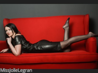 LIVE SEXCAM VIDEO CHAT mit MissJolieLegran