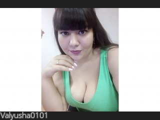 LIVE SEXCAM VIDEO CHAT mit Valyusha0101