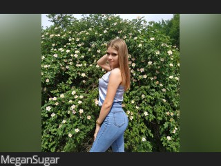 LIVE SEXCAM VIDEO CHAT mit MeganSugar