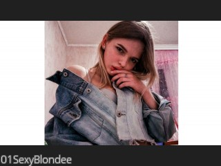 LIVE SEXCAM VIDEO CHAT mit 01SexyBlondee